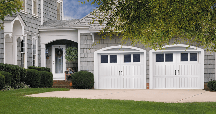 Residential Garage Doors. Classica Garage Door. Custom ...