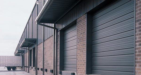 Commercial Garage Door Model 2402