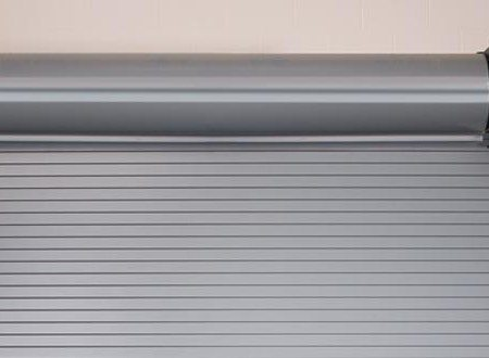 Rolling Slat Commercial Garage Door Model 4100