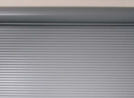 Rolling Slat Commercial Garage Door Model 4200