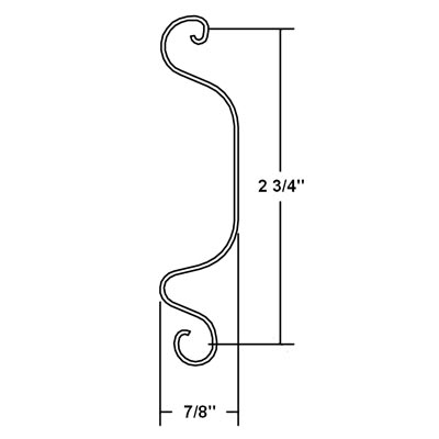 Slat Profile AC27521