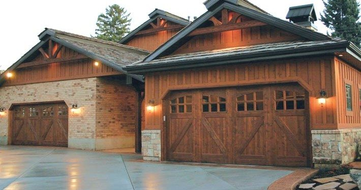 Custom Garage Door Amarr by Design