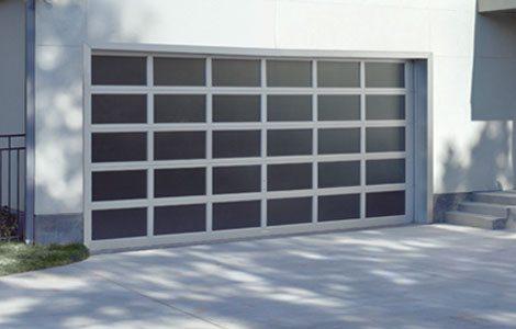Full View Garage Doors Wide Sizes
