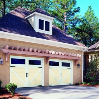 Carriage Court Garage Door Collection