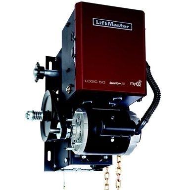 Commercial Garage Door Opener Liftmaster Model DHJ