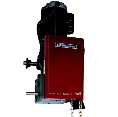 Commercial Garage Door Opener Liftmaster Model GH