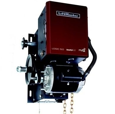Commercial Garage Door Opener Liftmaster Model H