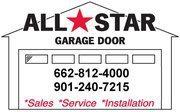 All Star Garage Door 901-240-7215 Garage Door & Spring Repair